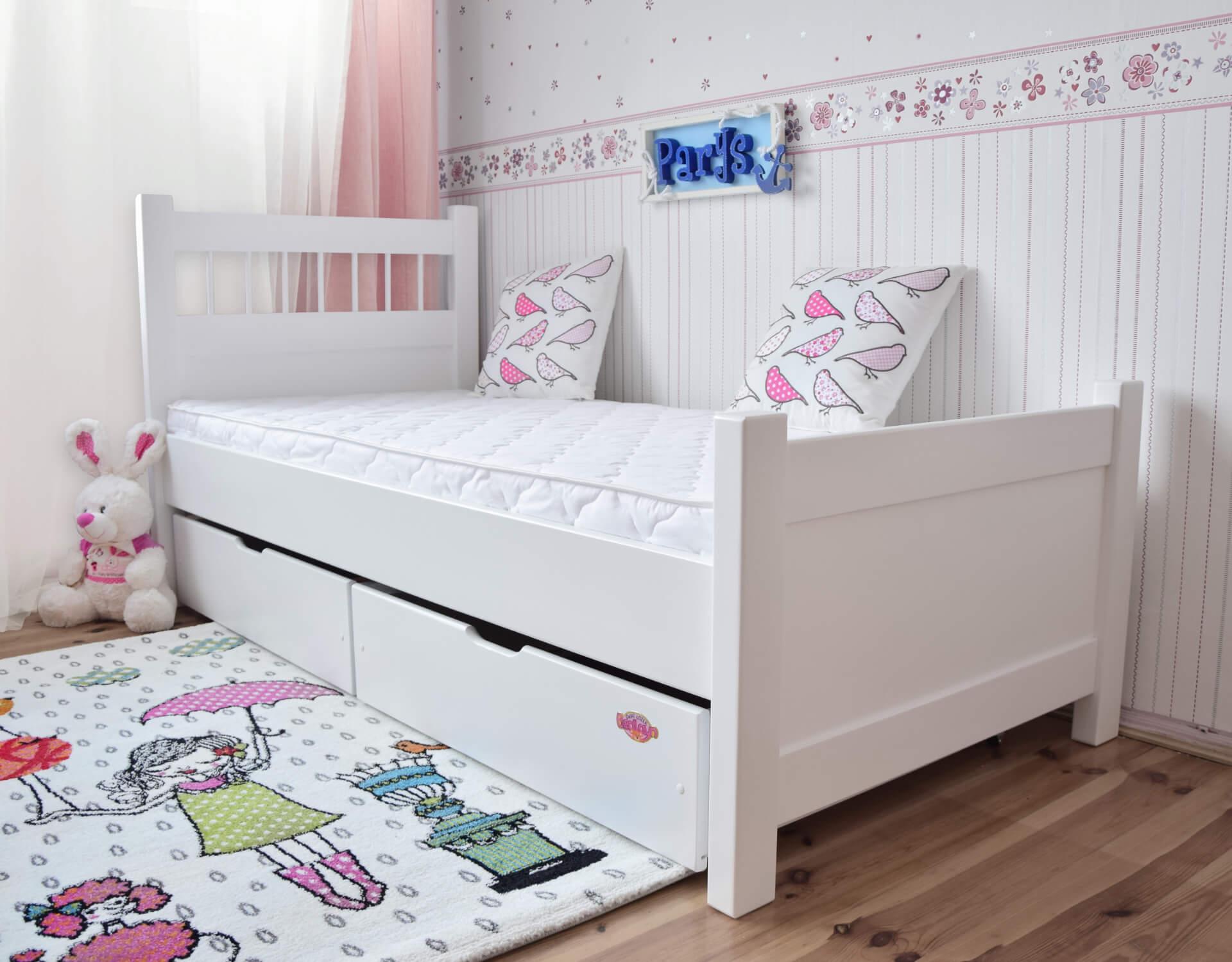 łóżka Dla Dzieci Piętrowe Podwójne Z Barierką Sklep Bedlayn